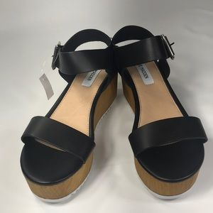 26f1ad7d524 Steve Madden Shoes - Steve Madden Nylee Platform Sandal